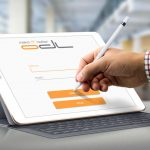 Logowanie do systemu ERP ODL na tablecie